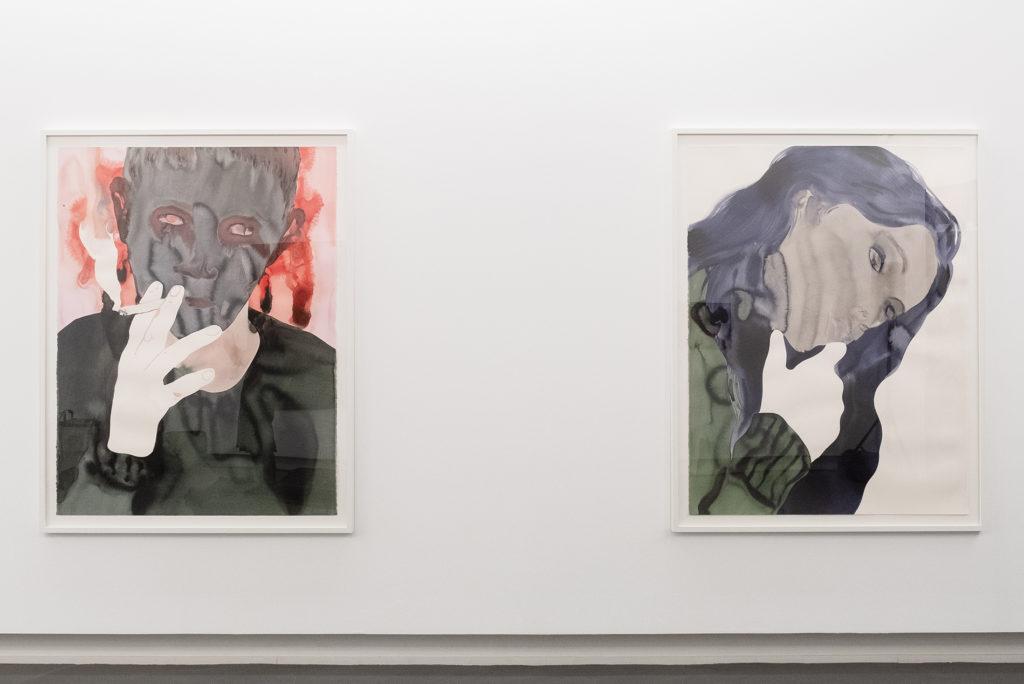 Vue de l'exposition au Centre d'Art Contemporain de la Matmut, Saint-Pierre-de-Varengeville, 2019